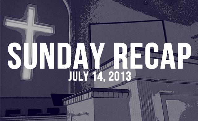 SundayRecap7